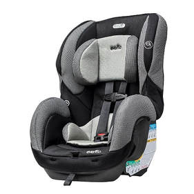 Convertible Car Seat - Little Travellers - Very versatile and easy to use with up to 7 strap positions to achieve the higher comfort for your little one
