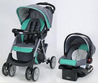Travel System - Little Travellers - The whole package to protect your little one